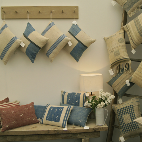 cushions-on-display-at-craft-fair