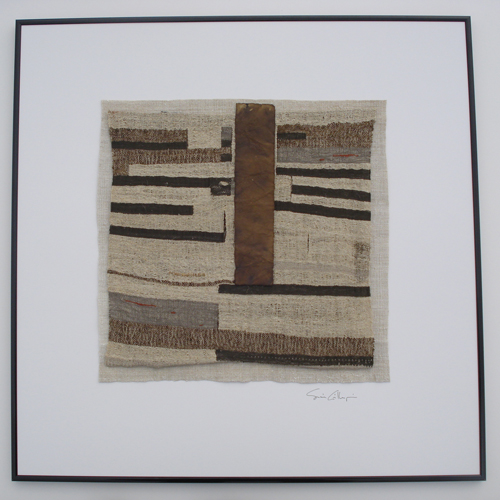 framed-weaving-with-brown-paper