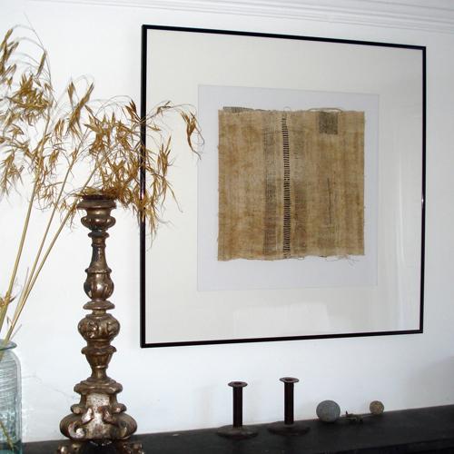 latest-framed-ladder-on-mantlepiece