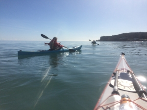 Torbay sea kayaking holidays