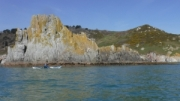South Devon sea kayaking
