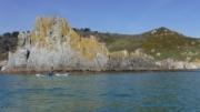 South Devon sea kayaking