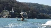 Dartmouth castle sea kayaking holidays