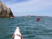 Berry head sea kayaking holidays