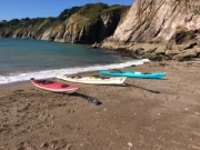 sea kayaking holidays