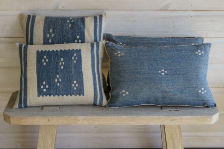 Cushions 4 Blue