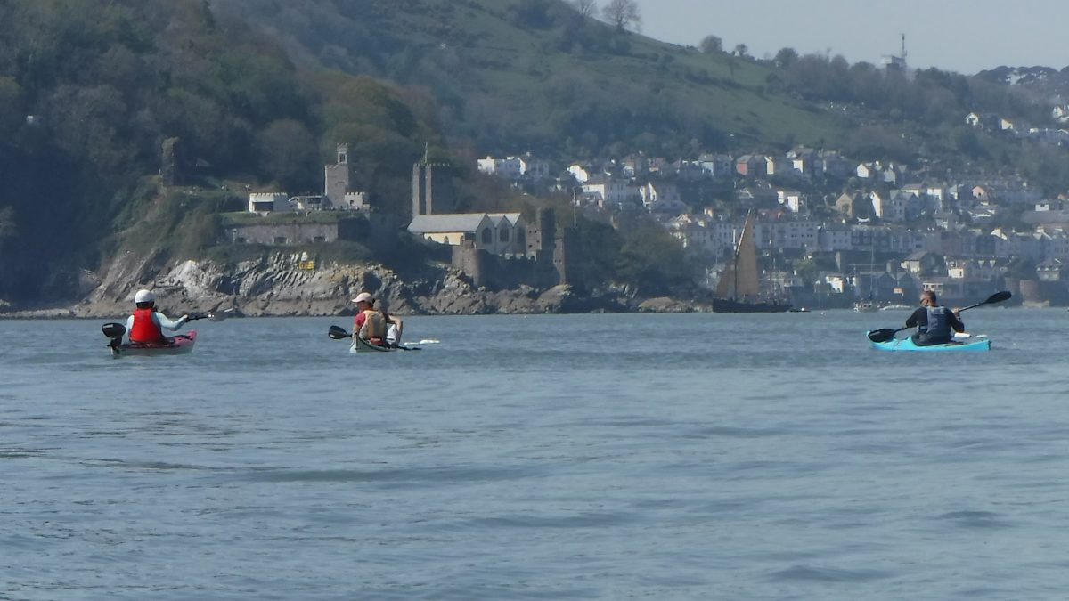 Dartmouth Sea Kayaking
